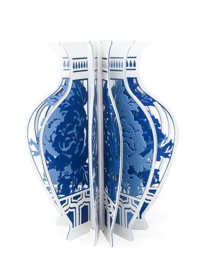 Janice Jakielski, 'Sometsuke Book Vase', 2021
