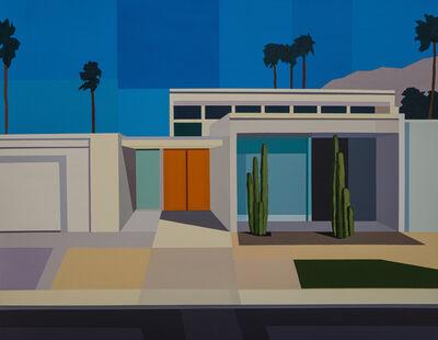 Andy Burgess, 'Palm Springs House II', 2017