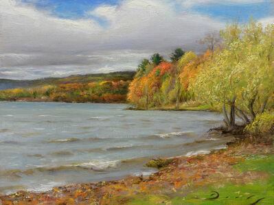 Joseph Q. Daily, 'Glimmerglass Lake in October', 2019