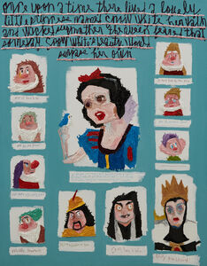 Woo Kuk Won, 'Snow White', 2020