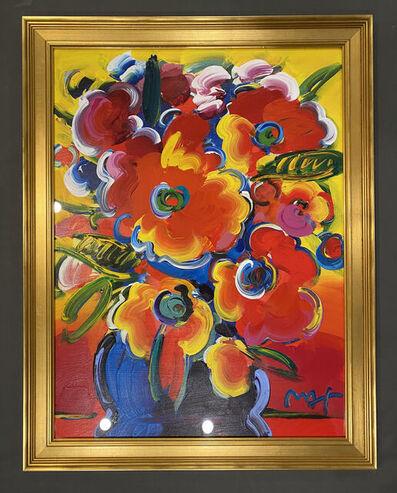 Peter Max, 'Vase of Flowers ', 2009