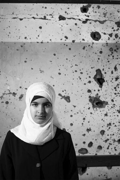 Anthony Dawton, 'Girl Against a Wall', 2011