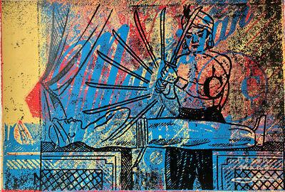 Peter Mars, 'Blue Magic', 2000-2019