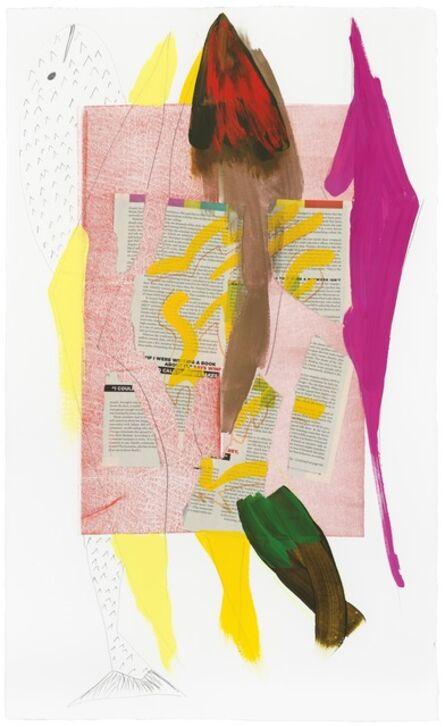 Jessica Stockholder, 'Fish', 2013