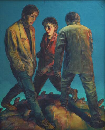 Su Xinping 苏新平, 'Sea of Desire No.16', 1996