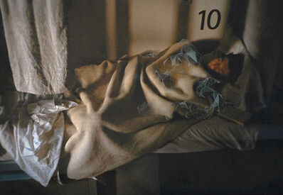 Trevor Yeung, 'Sleepy Bed (Amsterdam Hostel 1)', 2014