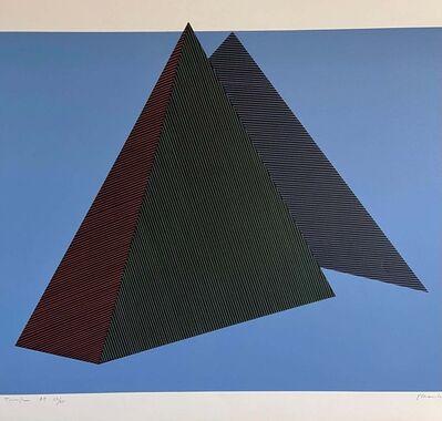Jean-Marie Haessle, 'Bermuda Triangle', 1980