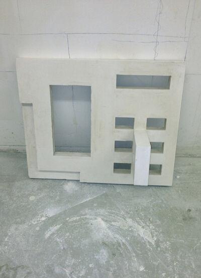 Ben Sansbury, 'Facade of an Unknown Structure 05', 2013