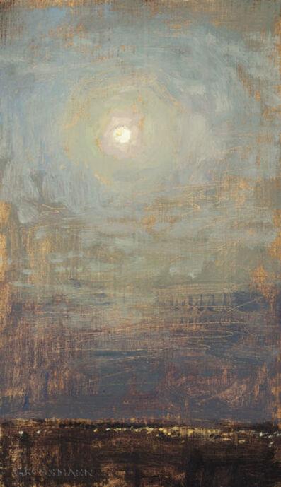David Grossmann, 'Moon and City Lights', 2010-2015