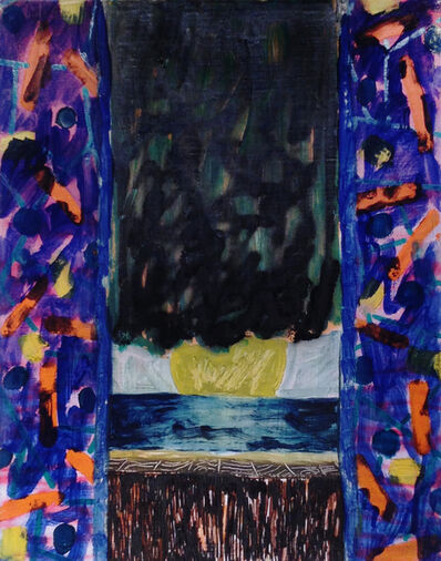 Shara Hughes, 'Bluesy', 2014