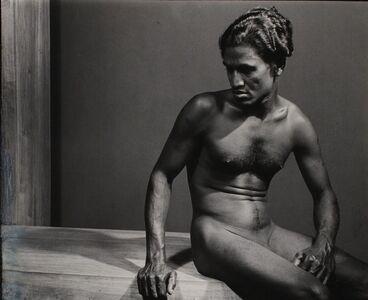 Lionel Wendt, 'Untitled (Nude Raman)', ca. 1935