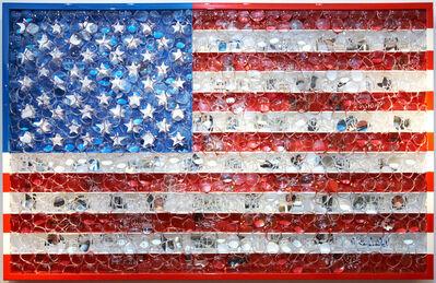 David Datuna, 'Viewpoint of Millions: USA', 2013
