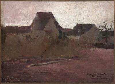 Jan Toorop, 'Machelen', ca. 1884