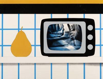 Tom Wesselmann, 'TV Still Life, from 11 Pop Artists, Volume III', 1965