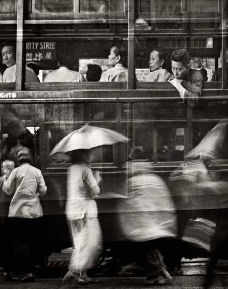 Fan Ho, ''Whitty Street Diary 屈地街日記' Hong Kong', 1950/60s
