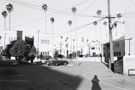 Henry Wessel, 'Hollywood, California', 1972