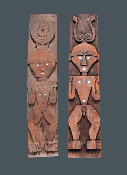 Unknown Artist, 'Architectural Panels', Early 20th century