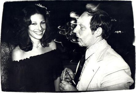 Andy Warhol, 'Andrea de Portago and a Man, late 1970s', 1970s
