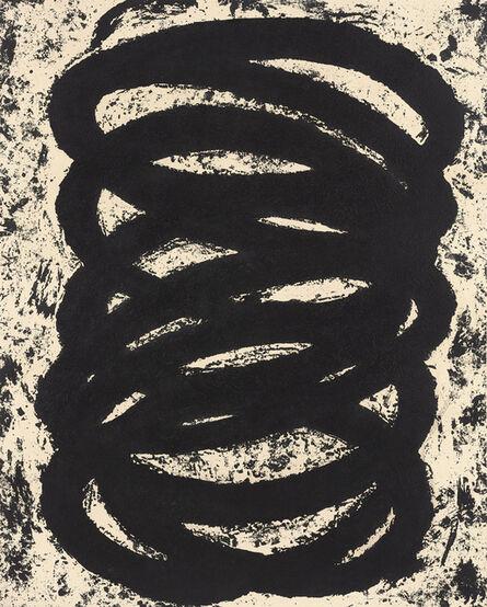 Richard Serra, 'Finally Finished III', 2018