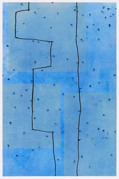 Jürgen Partenheimer, 'Canto V, 2', 1997
