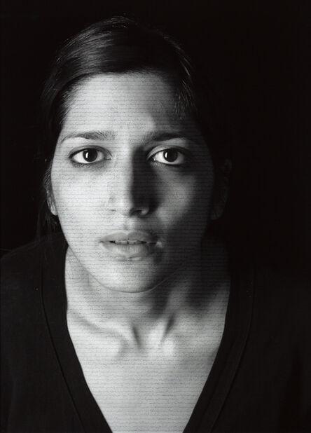 Shirin Neshat, 'Mana (Masses), from the Book of Kings series', 2012