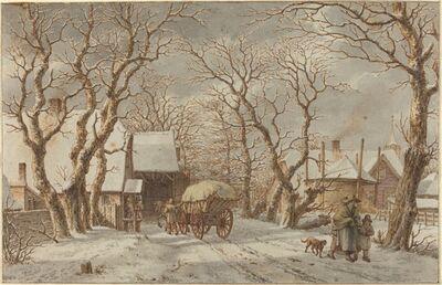 Jacob Cats, 'Winter Scene', 1790