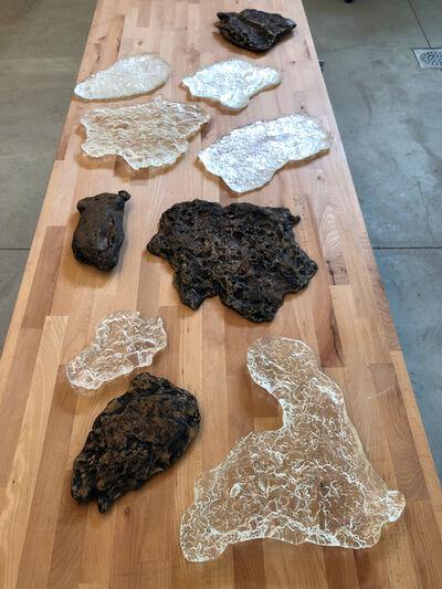 Kim Beck, 'Pothole Positives', 2019