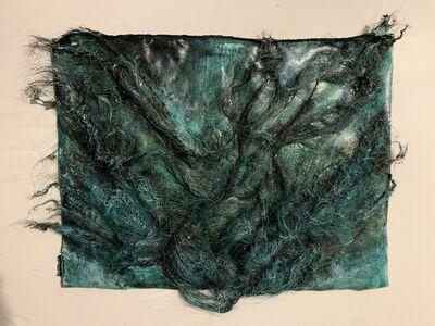 Katarra Peterson, 'Hairstract 9 (Celestial Midnight)', 2021