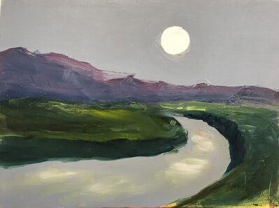 Katharine Dufault, 'River V', 2021