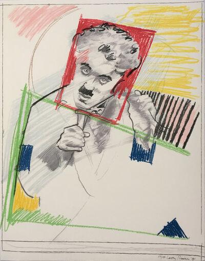Larry Rivers, 'Early Chaplin', 1991