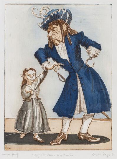 Paula Rego, 'Wendy and Hook', 1992