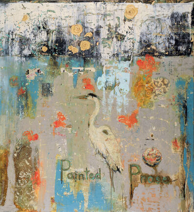 Marti Somers, 'Painted Prose', 2014