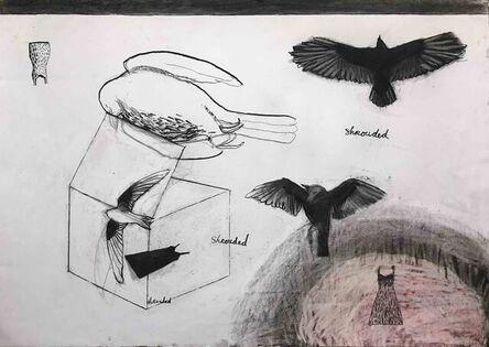 Suzy O'Mullane, 'Dead Birds and Cute Dress', 2020