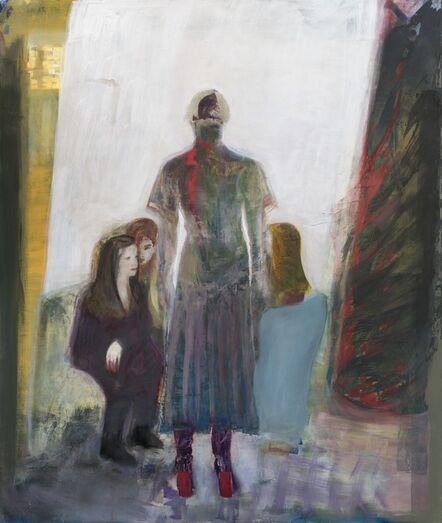 Berit Mücke, 'Mutter', 2019