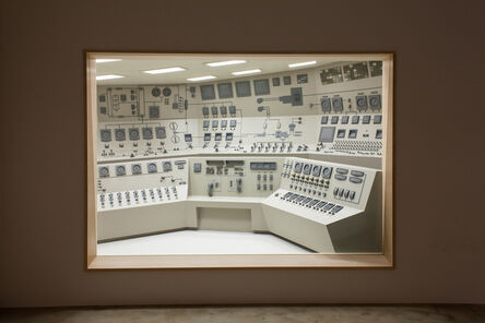 Roxy Paine, 'Diorama- Control Room', 2013