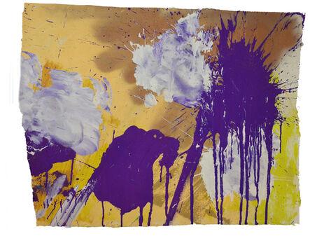 Ushio Shinohara 篠原 有司男, 'Iris', 2010
