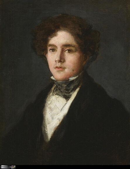 Francisco de Goya, 'Mariano Goya y Goicoechea', 1827