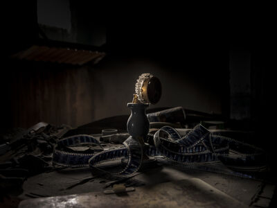 Lin Hoho 林厚成, 'Reversed Scenery¬_03', 2015