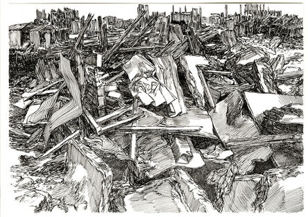 Mindaugas Lukošaitis, 'Composition 20', 2016
