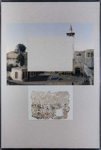 Hazem Harb, 'Damascus Triptych #1', 2018