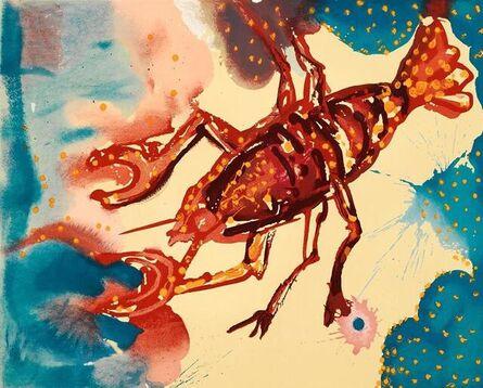 Salvador Dalí, 'Cancer ', 1966