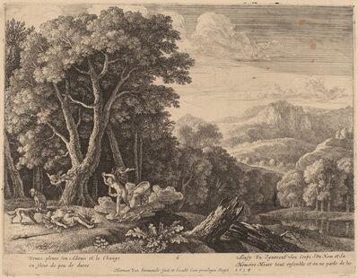 Herman van Swanevelt, 'Venus Lamenting over Adonis' Death'