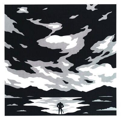 Cleon Peterson, 'The Sublime (Black/White)', 2020