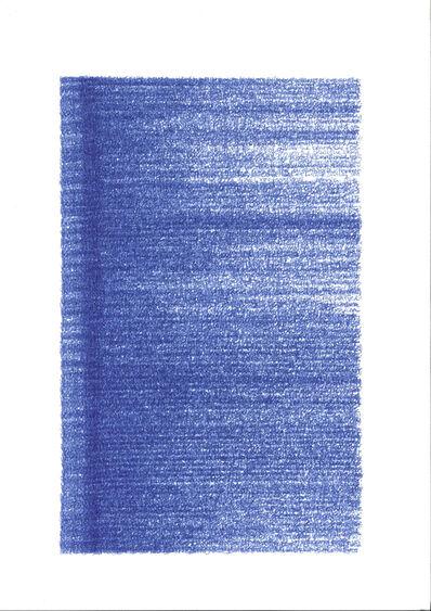 Nina Papaconstantinou, 'Samuel Beckett_Waiting for Godot, Act I (part of a diptych)', 2017