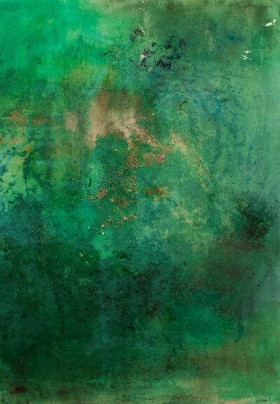 Catherine Javel, 'Emerald Sea II', 2013