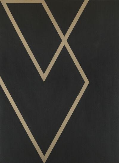 Larry Zox, 'Cordova Diamond Drill', 1972