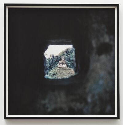 Nancy Holt, 'Ruin View', 1969