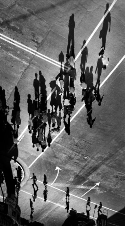 Fan Ho, ''World Upside Down' Hong Kong', 1960