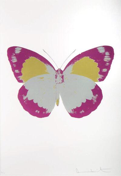 Damien Hirst, 'The Souls II (Silver Gloss, Fushia Pink, Oriental Gold)', 2010