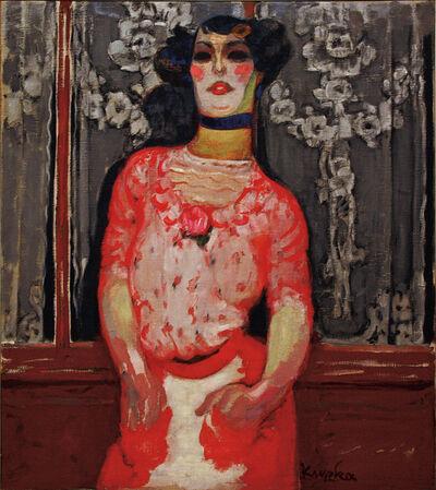 František Kupka, 'Gallien's Girl', 1909-1910